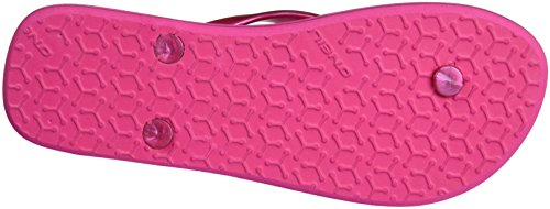 O'Neill - Fw Print, Infradito Donna Pink (Pink Allover Print)