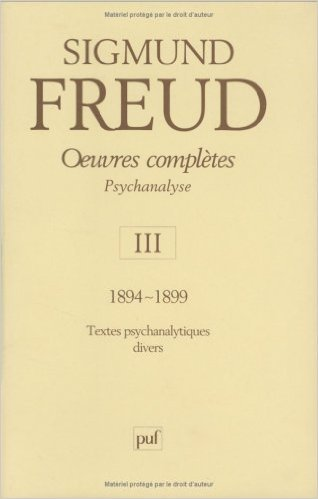 Oeuvres complètes Psychanalyse