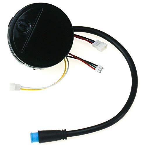 TOOGOO Piezas Scooter Eléctrico Panel Interruptores