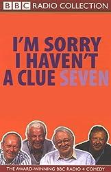 I'm Sorry I Haven't a Clue, Volume 7