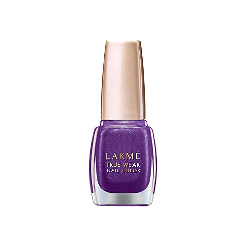 Lakme True Wear Nail Color, Shade 507, 9ml
