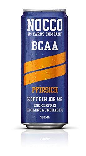 Nocco BCAA Pfirsisch