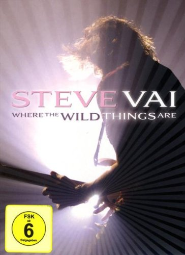 Vai Steve-Where The Wild Things Are - Dvd