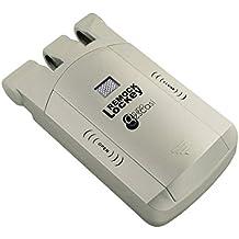 Remock Lockey RLK4G - Cerradura de seguridad invisible con 4 mandos (3 V) color