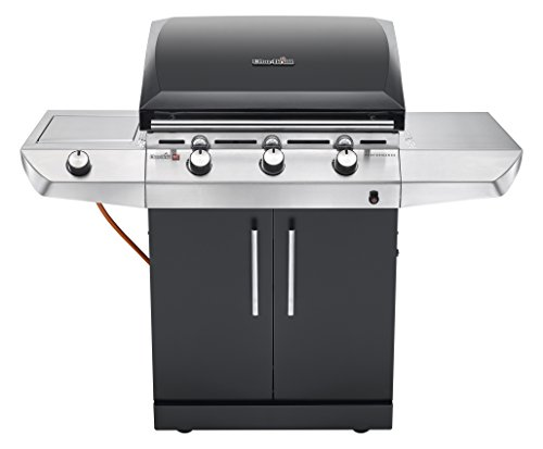 Front view of Char-Broil Performance Series T36G5 B - 3 Burner Gas Barbecue Grill