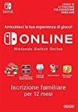 365 Giorni Switch Online Membri (Famiglia) | Nintendo Switch - Codice download