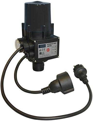 megafixx HMC8SC-G94174 Kreiselpumpe - 1700 Watt | 8 stufig | 8,5 Bar - Hauswasserautomat mit Druckschalter von Güde - 5