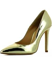 Evita Shoes MIA Damen Pumps Brushleder