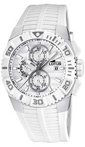 Lotus Marc Marquez 15778/1 Correa De Cucho Reloj Para Hombre Nuevo Garantia 2 AÑos