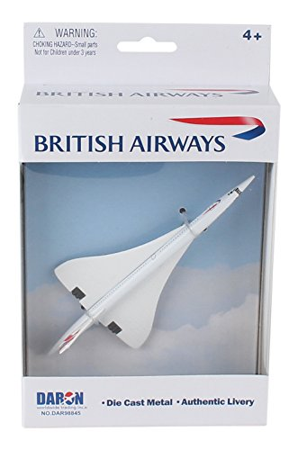 daron-british-airways-concorde-single-plane-toy-by-daron