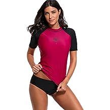 buy online 203d2 1405b Suchergebnis auf Amazon.de für: schwimmshirt damen - Attraco