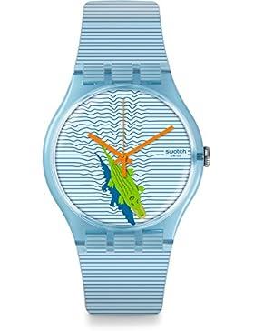 Swatch Damen-Armbanduhr SUOS107