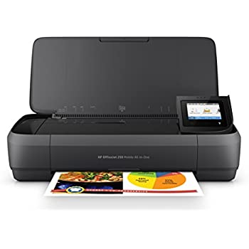 hp officejet mobile 250 imprimante portable multifonction. Black Bedroom Furniture Sets. Home Design Ideas