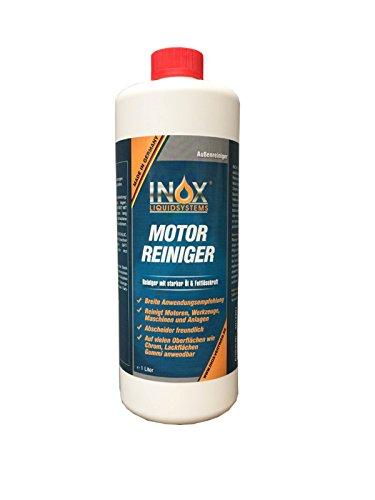 INOX® Motorreiniger Konzentrat für Auto, Motorraum-Reiniger für KFZ - 1 Liter