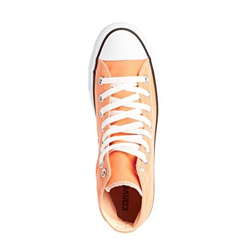 Converse Ctas Core Hi, Baskets mode mixte adulte Orange - Arancione (arancione)