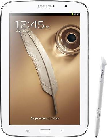 Samsung Galaxy Note 8.0 N5110 Tablet WiFi only (20,32 cm (8 Zoll) Display, 16 GB interner Speicher, Android 4.1 Betriebssystem, 2 GB RAM, WLAN n-Standard, S-Pen) weiß