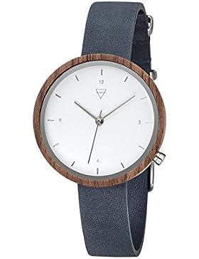 Kerbholz Damen-Armbanduhr 425124