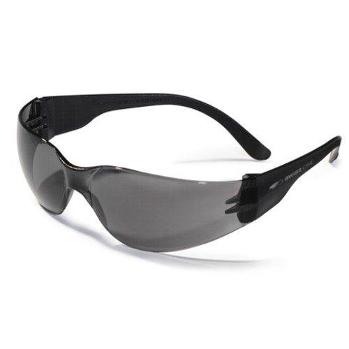 Schutzbrille Sportbrille Hockenheim Einscheibenmodel Scheibe rau