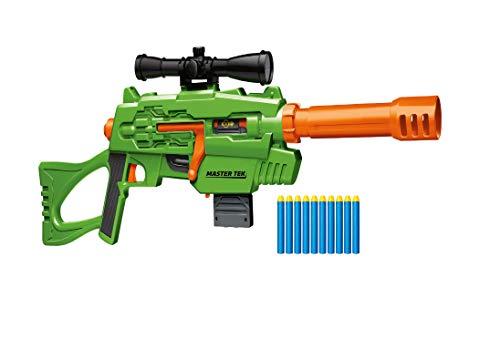 Buzz Bee Toys Ultra Master Tek Blaster Pistole, KInderspielzeug
