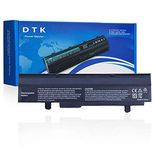 DTK A31-1015 AL31-1015 A32-1015 Laptop Akku für ASUS Eee PC 1015 1015BX 1015P 1015PN 1215 1215B 1215N 1011PX 1016 VX6 Notebook Batterie 10,8V 5200mAh