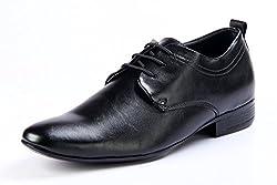Fentacia Mens Black Lace Up Formals (UK9)