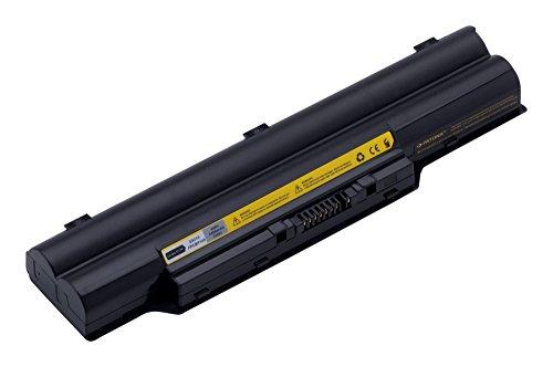 Patona Laptop-Akku mit 4.400 mAh für Fujitsu-Notebooks E751, S710, S752 uvm. S710 Serie