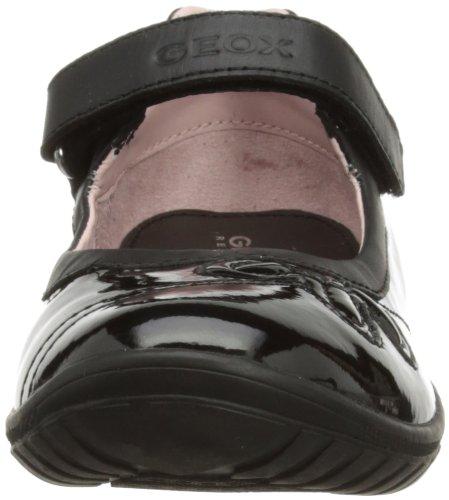 Geox Shadow B, Ballerines Fille Noir (Black)