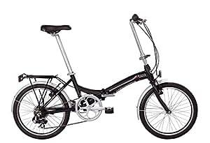 BH Bikes-Vélo Pliant BH Ibiza City Noir-VELOS COMPLETS