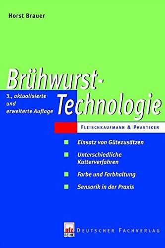Brühwurst-Technologie (Edition afz)