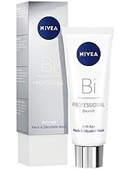 NIVEA PROFESSIONAL Bioxilift Hals und Dekolleté Maske, Anti-Aging Pflege, 1 x 75 ml