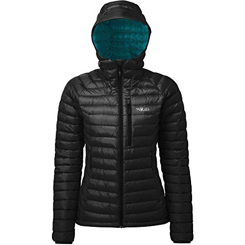 RAB Damen Microlight Alpine Jacke Isolationsjacke (Microlight Jacke Alpine)