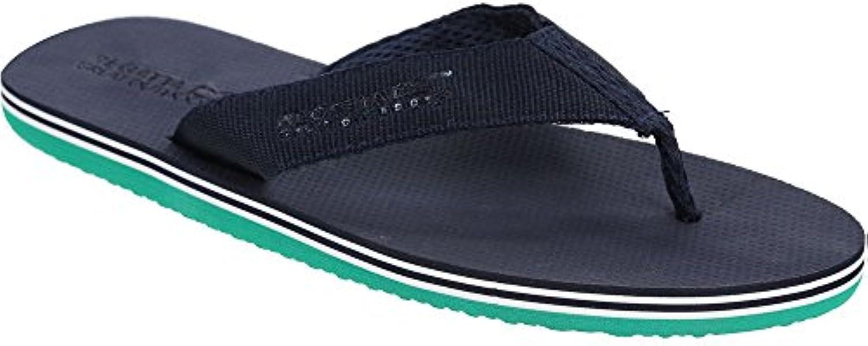 Regatta Mens Rico Lightweight Cushioned Flip Flop Thong-Style Sandals