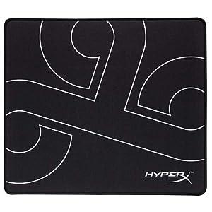 HyperX HX-MPFS-S-L-C9 HyperX FURY S Gaming-Mauspad Größe L (45cm x 40cm) schwarz