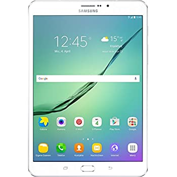 """Samsung Galaxy Tab S3 Tablette Tactile 9,7"""" (24,6 cm) (32 Go, Android 7.0, Wi-Fi, Noir): Amazon"""