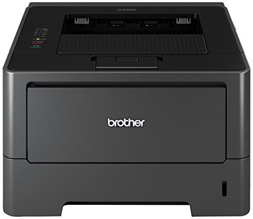 Brother HL-5440D Monochrome Laserdrucker (Duplex, 1200 x 1200 dpi, USB 2.0) schwarz