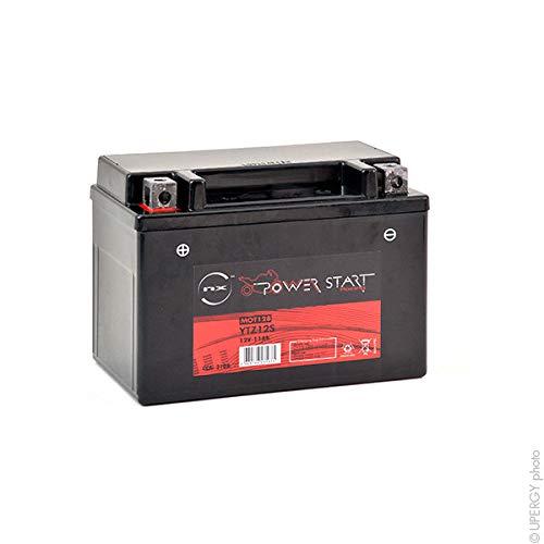 NX - Batteria moto NTZ12S/YTZ12S 12V 11Ah