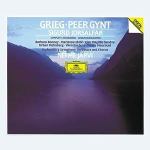 Grieg-Jarvi-Peer Gynt