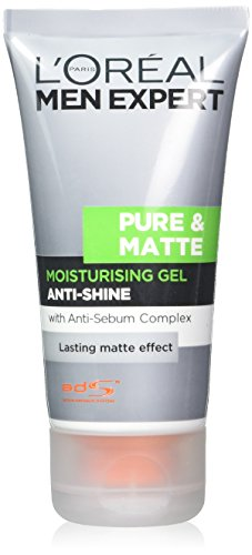 loreal-men-expert-pure-matte-anti-shine-gel-moisturiser-50ml