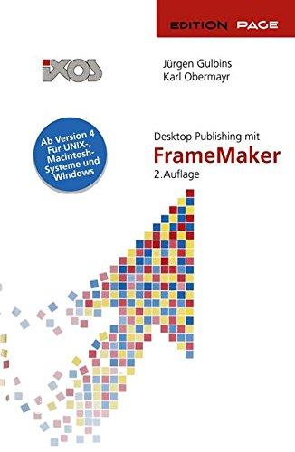 Desktop Publishing mit FrameMaker (Edition PAGE)