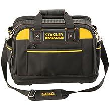 Stanley FatMax STANLLEY FMST1-73607 - Bolsa para herramientas de múltiple acceso FatMax, 43 x 28 x 30 cm, estructura rígida
