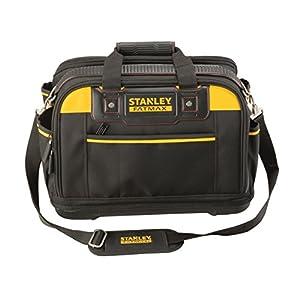 STANLEY FATMAX FMST1-73607 – Bolsa de gran abertura y múltiple acceso 47 x 25 x 33 cm