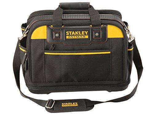 Stanley FMST1-73607 - Bolsa de gran abertura de multiple acceso FatMax 47 x 25 x 33 cm