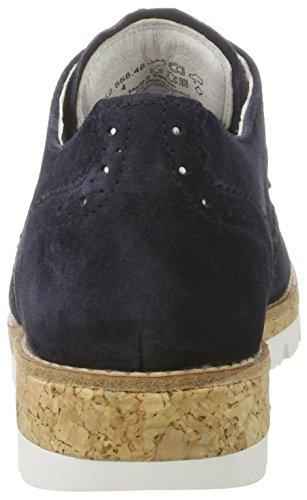 Gabor Comfort, Sneakers Basses Femme Bleu (ocean Kork)
