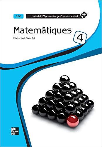 MAC-MATEMATIQUES 4ESO - 9788448181819