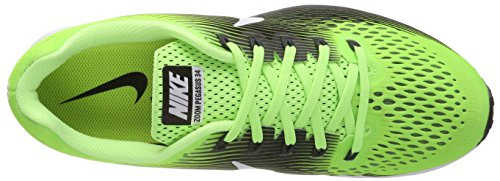 Nike Air Zoom Pegasus 34, Scarpe Courir Uomo Verde (fantômevert / Noir / Grisfroid / Blanc)