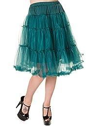 Banned TUTU Petticoat LONG 203 SWING green