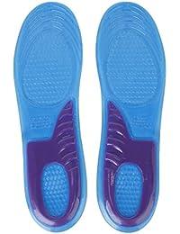 Gleader Cortable Inserto Plantilla De Gel De Zapatos Soporte Arco Curvas EU: 43-47