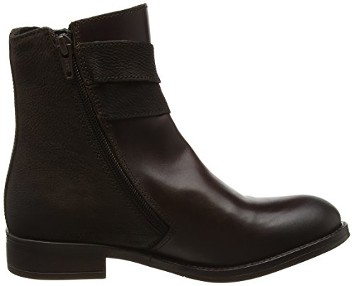 FLY London Damen Afar021fly Chelsea Boots Braun (Dk. Brown/chocolate)