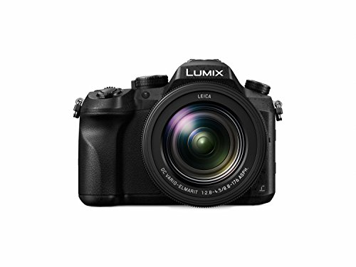 Panasonic Lumix DMC-FZ2500 20.1 MP Digital Camera with 20x Optical Zoom (Black)