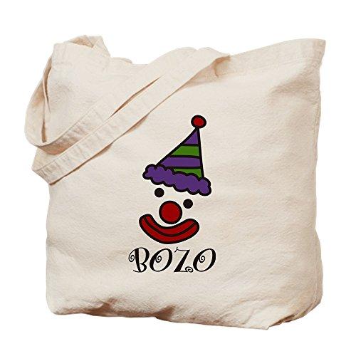 CafePress–Bozo–Leinwand Natur Tasche, Reinigungstuch Einkaufstasche Tote S khaki (Beste Joker Kostüm)